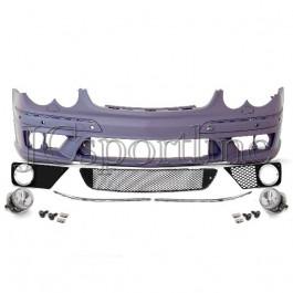 Передний бампер CLK63 AMG - Mercedes-Benz CLK (C209 / A209)