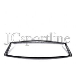 Накладка на решетку радиатора карбон - Infiniti Q50 (V37) Facelift