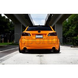 Спойлер TRD карбон - Lexus IS (XE20)