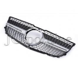 Решетка радиатора Diamond - Mercedes-Benz GLK (X204)