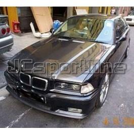 Капот OEM карбон - BMW E36