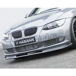 Сплиттер (губа) Hamann - BMW E92 / E93