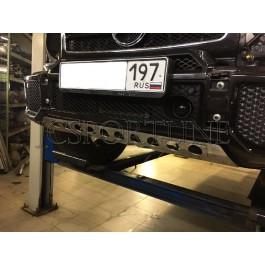"Защитная накладка картера ""Edition"" - Mercedes-Benz G (W463)"