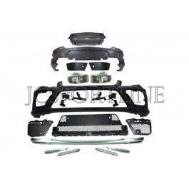 Обвес GLK63 AMG - Mercedes-Benz GLK (X204)