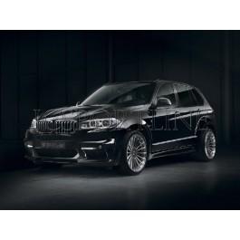 Обвес Hamann Widebody - BMW X5 F15