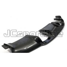 Диффузор 3D Design карбон - BMW M3 E90 / E92 / E93