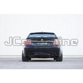 Спойлер нижний Hamann карбон - BMW E60