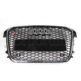 Решетка радиатора RS1 хром - Audi A1 (8X)