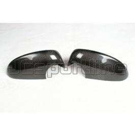 Накладки Performance на боковые зеркала карбон - BMW E92 / E93