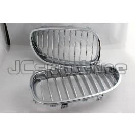 Решетка радиатора (ноздри) хром - BMW E60 / E61