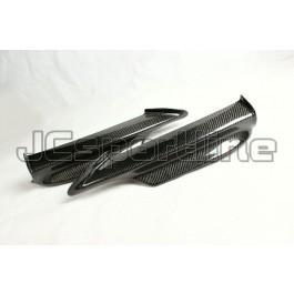 Сплиттер M Tech карбон - BMW E90 / E91 M Sport Package
