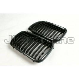 Решетка радиатора M (ноздри) аквапринт - BMW E36