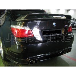 Спойлер верхний карбоновый HAMANN - BMW E60