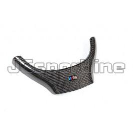 Накладка на рулевое колесо карбон - BMW F10 / F11