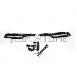 LED Противотуманные фары DRL ДХО - Golf 7