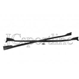 Пороги Stillen Edition карбон - Infiniti Q50 (V37)