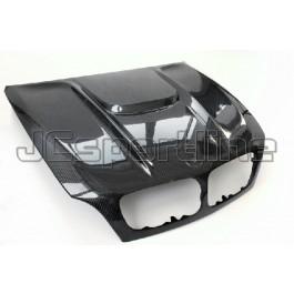 Капот Hamann EVO M карбон - BMW X5 E70 / X6 E71