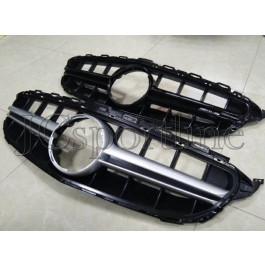 Решетка радиатора C63 AMG PanAmericana - Mercedes-Benz C (W205 / S205 / C205 / A205)