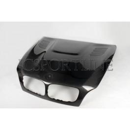 Капот карбоновый Vorsteiner GTR - BMW X5 E70 / X6 E71