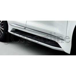 Накладки (молдинги) на двери - Lexus LX450d / LX570 (J200) Facelift