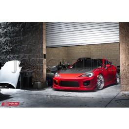 Капот Rene Viniegra карбоновый - Toyota GT86