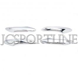 Накладки на дверные ручки хром - Lexus RX200t / RX350 / RX450h (AL20)