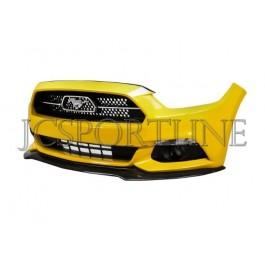 Сплиттер Anderson Composites карбон - Ford Mustang VI