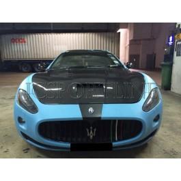 Капот MC Stradale карбон - Maserati GranTurismo