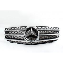 Решетка радиатора - Mercedes Benz GLK-klasse (X204)