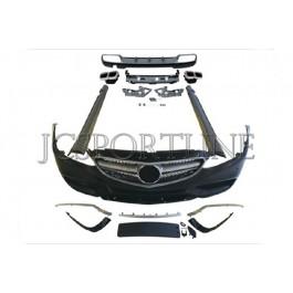 Обвес E63 AMG - Mercedes-Benz E (W212) Facelift