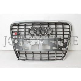 Решетка радиатора S6 (Platinum Grey) - Audi A6 (C6)