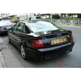Накладка заднего бампера Rieger - Audi A4 (B5)