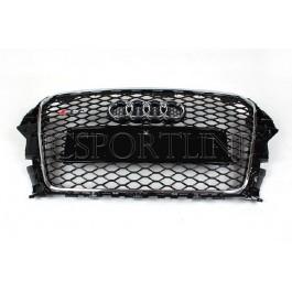 Решетка радиатора RS3 хром - Audi A3 (8V)