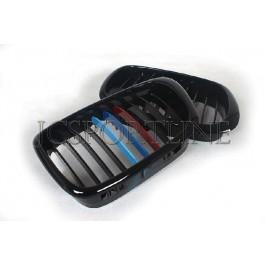 Решетка радиатора (ноздри) M Style - BMW E39 LCI