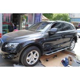 Пороги, подножки OEM - Audi Q5 (8R)