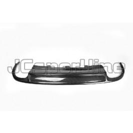 Диффузор S4 look карбон - Audi A4 (B8)