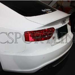 Спойлер S5 - Audi A5 (8T) Sportback