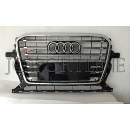 Решетка радиатора SQ5 - Audi Q5 Facelift (8R)