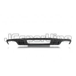 Накладка обвеса Rieger карбон - Audi A4 (B8)