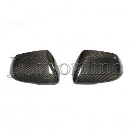 Накладки на зеркала карбон - Chevrolet Camaro VI