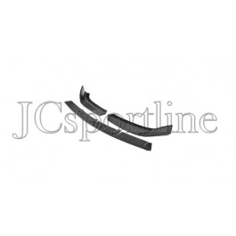 Сплиттер Progressive карбон - Audi A3 S-line / S3 (8V) Facelift