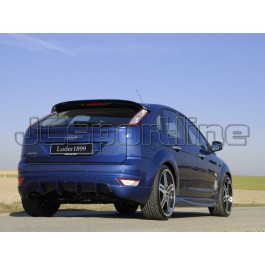 Диффузор Loder1899 - Ford Focus II Hatchback Facelift