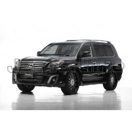 Обвес WALD Black Bison - Lexus LX570 Facelift (URJ200)
