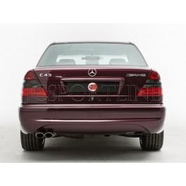 Задний бампер C43 AMG - Mercedes-Benz C (W202) Facelift