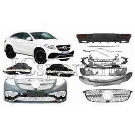 Обвес GLE63 AMG - Mercedes-Benz GLE (C292)