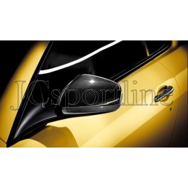 Накладки MC Sportline на дверные ручки карбон - Maserati GranTurismo