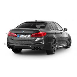 Диффузор AC Schnitzer ACS5 карбон - BMW G30 / G31 M Sport Package