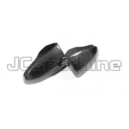Накладки на зеркала M Performance карбон - BMW F10 / F11