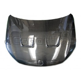 Капот GT24 карбоновый - Scirocco