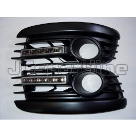 LED Дневные ходовые огни DRL ДХО - Golf 5 GTI